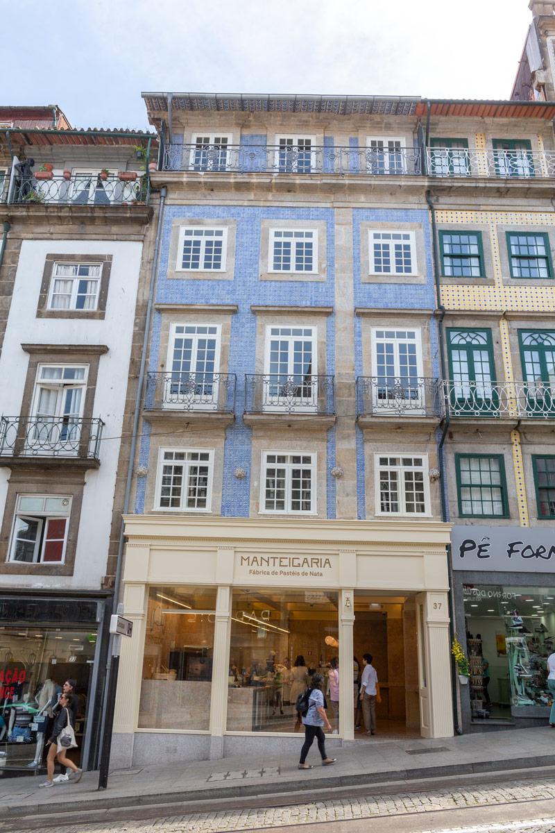 Edifício-Manteigaria---Clérigos-Porto